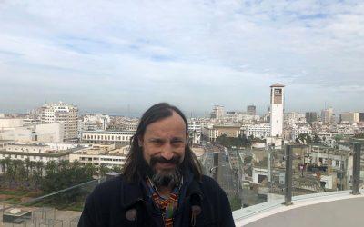 Manuel POMAR, l'artiste en coureur de fond