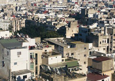 Les toits de Casablanca depuis H2/61.26