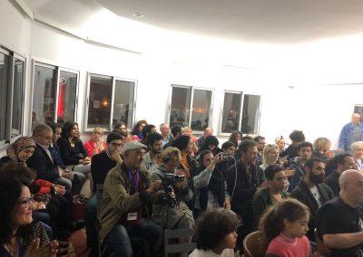 Le public de H2/61.26 lors du FIAV 2019